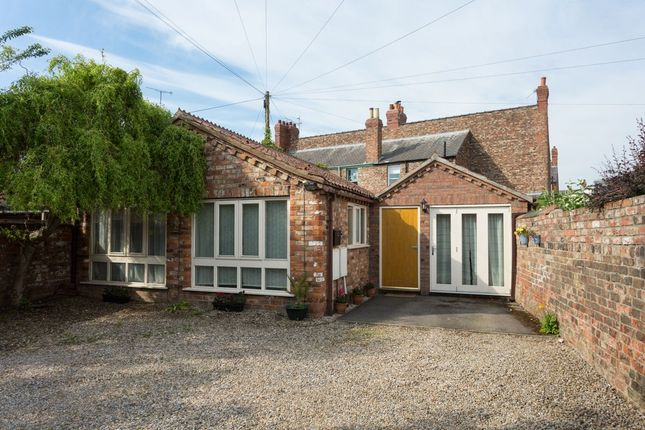 Thumbnail Bungalow for sale in Church Mews, York