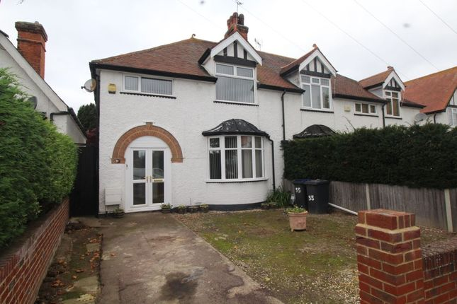 Thumbnail Semi-detached house to rent in Station Road, Herne Bay