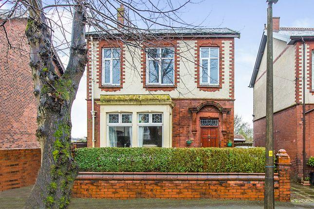 Thumbnail Detached house for sale in Powis Road, Ashton-On-Ribble, Preston, Lancashire