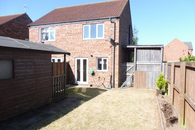 Thumbnail Property to rent in Friars Road, Scunthorpe