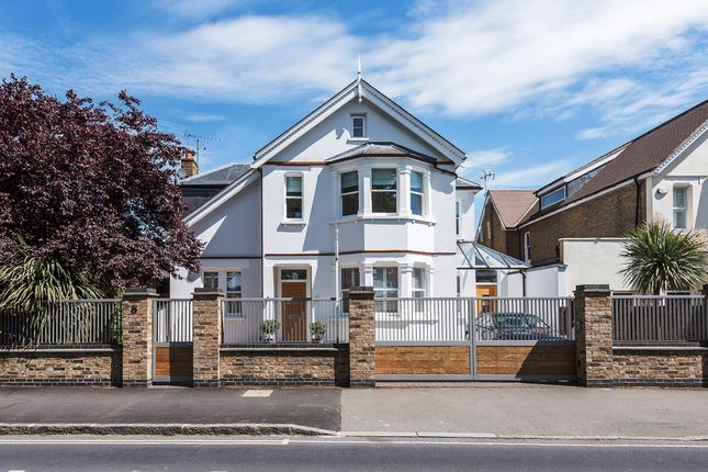 Thumbnail Detached house to rent in Sandy Lane, Teddington