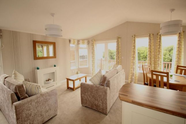 2 bed bungalow for sale in Port Haverigg Holiday Village, Haverigg, Millom