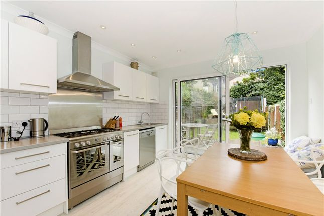 Thumbnail Terraced house for sale in Ollerton Road, Bounds Green, London