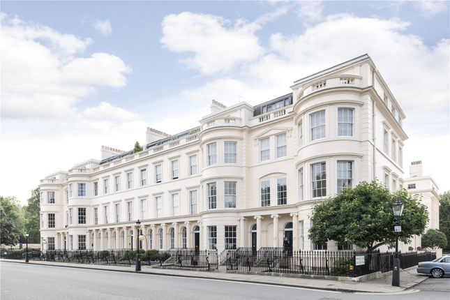 Thumbnail Flat to rent in Ulster Terrace, London