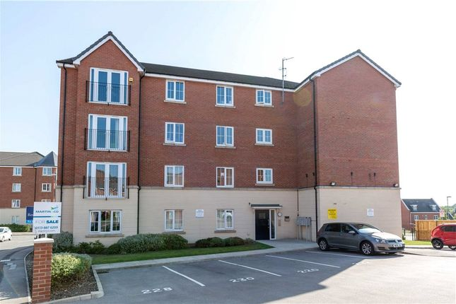 Thumbnail Flat for sale in Waggon Road, Leeds, West Yorkshire