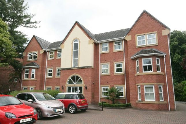 Thumbnail Flat to rent in The Manor, Brooklands Road, Sale