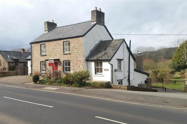 Thumbnail Cottage to rent in Glasbury On Wye, Hereford