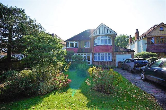 Thumbnail Detached house to rent in Waxwell Lane, Pinner