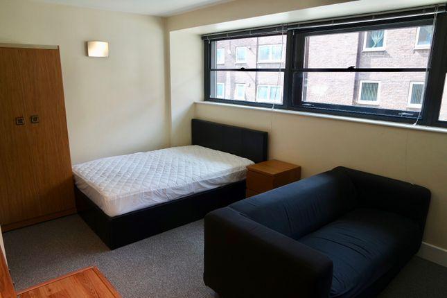 Studio to rent in Rockingham Street, Sheffield S1 - Zoopla