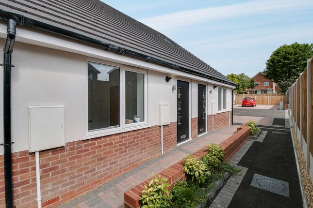 Thumbnail Terraced bungalow for sale in Mayfield Mews, Catshill, Bromgrove