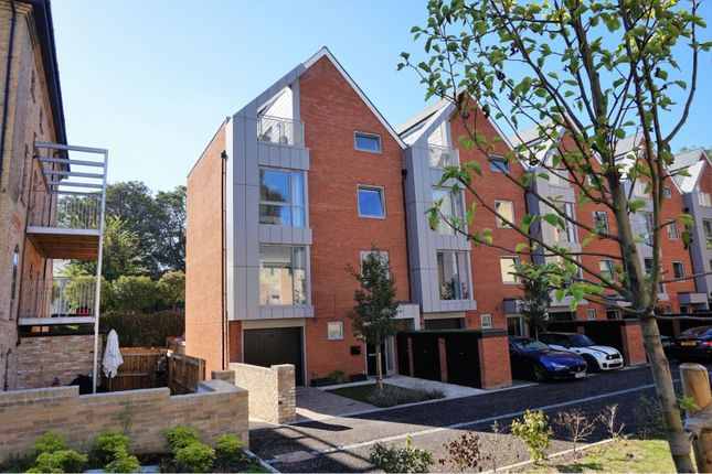 Thumbnail Town house for sale in Brewers Lane, Newmarket