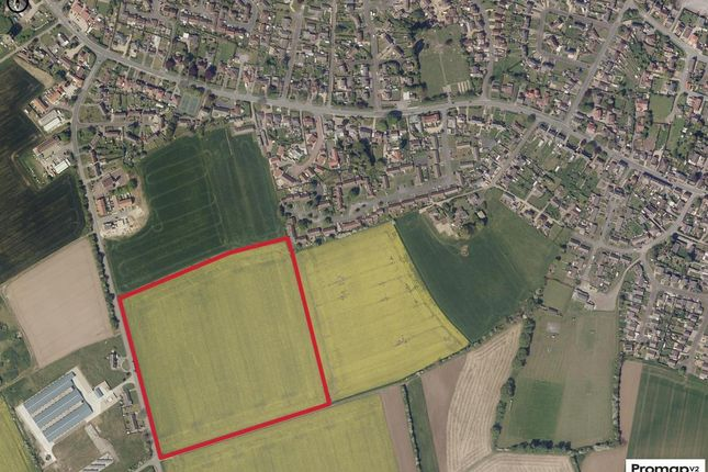 Thumbnail Commercial property for sale in Land At, Mill Lane, Billinghay, Lincoln, Lincolnshire