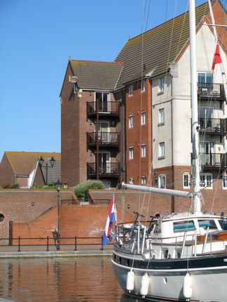 Thumbnail Flat to rent in Madeira Way, Sovereign Habour South, Eastbourne
