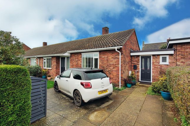 2 bed bungalow to rent in Thomas Vere Road, Thorpe St. Andrew, Norwich NR7