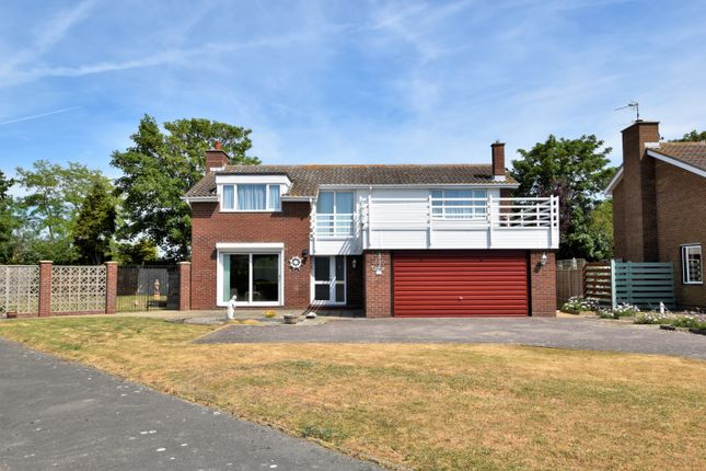 Thumbnail Detached house for sale in Beacon Heights, St. Osyth, Clacton-On-Sea, Essex