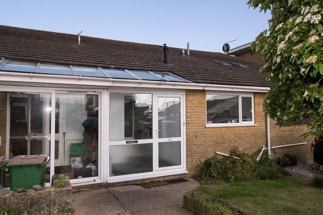 Thumbnail Terraced house to rent in Castle Bay, Sandgate, Folkestone