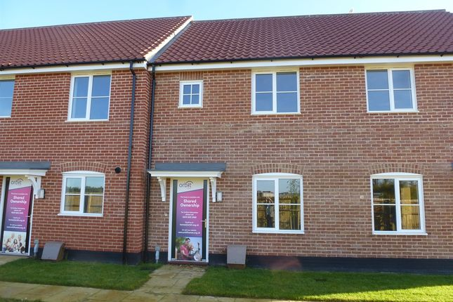 2 bed terraced house for sale in Thetford Road, Watton, Thetford