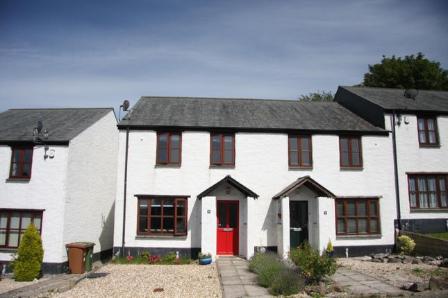 Thumbnail Semi-detached house to rent in Stable Cottages, Ridgeway, Plymouth