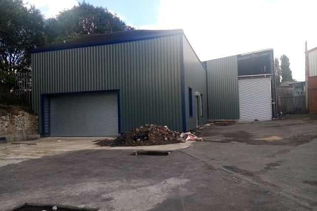 Thumbnail Industrial to let in Crown Street, Accrington