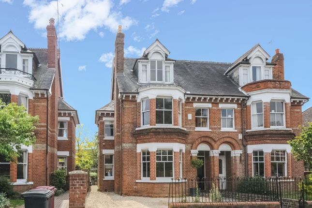 Thumbnail Semi-detached house for sale in Hamilton Road, Reading