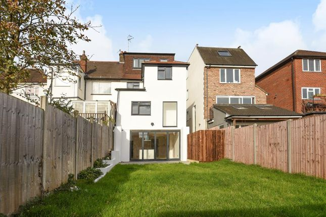 Thumbnail Semi-detached house to rent in Beechcroft Road, Bushey