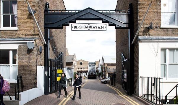 Office to let in Berghem Mews, Unit 13, 1st & 2nd Floor, Blythe Road, Brook Green, London