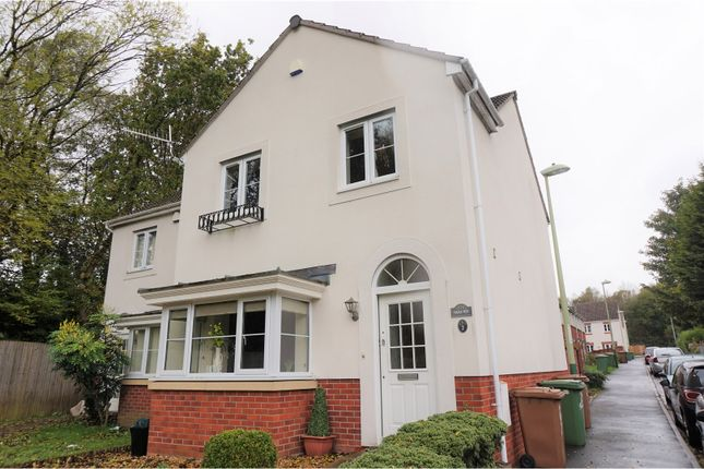 Thumbnail Semi-detached house for sale in The Railway Junction, Hengoed
