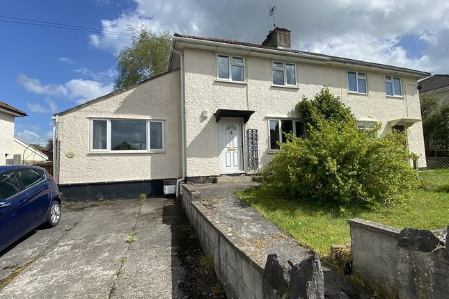 Thumbnail Semi-detached house for sale in Sandford Road, Winscombe, North Somerset.