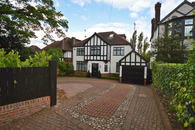 Thumbnail Detached house to rent in Marsh Lane, London