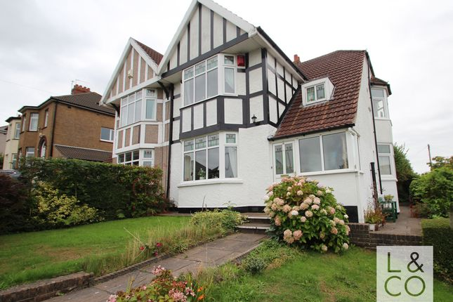 Thumbnail Semi-detached house for sale in St Julians Road, Newport