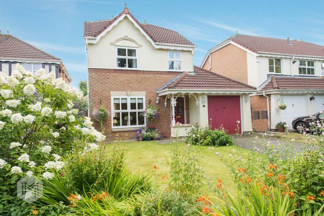 Thumbnail Detached house for sale in Smallbridge Close, Worsley, Manchester