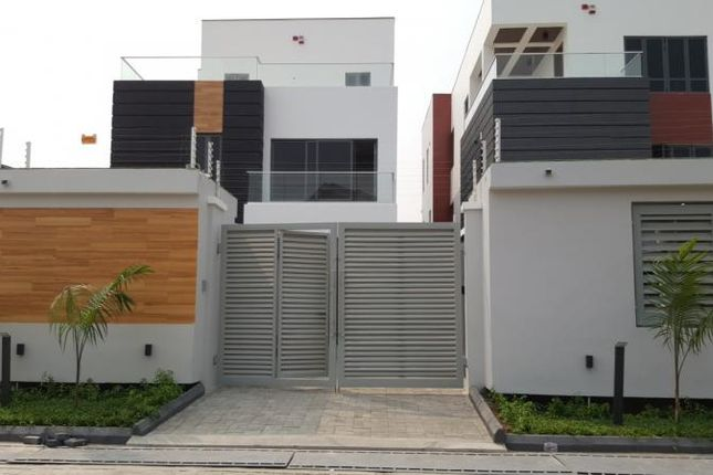 Thumbnail Detached house for sale in Lagos, Lagos, Nigeria