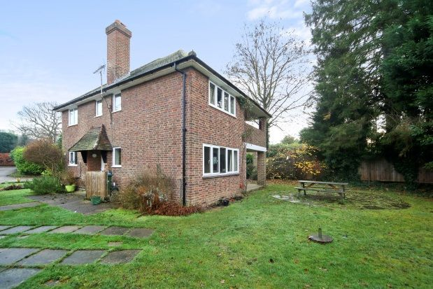 Thumbnail Maisonette to rent in Pond Piece, Oxshott