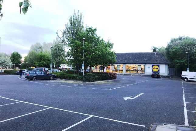Retail Premises To Let In Lidl Portfield Way Chichester
