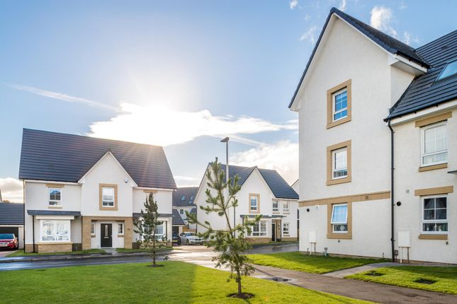 "Thumbnail Detached house for sale in ""Ballater"" at Merchiston Oval, Brookfield, Johnstone"