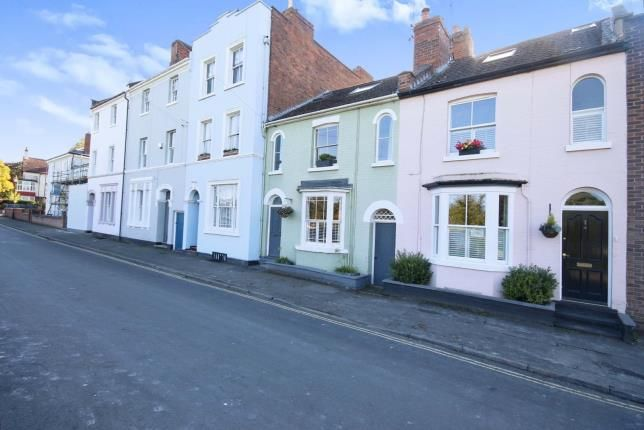 Thumbnail Terraced house for sale in Archery Road, Leamington Spa, Warwickshire, England