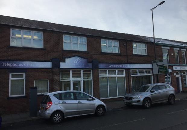 Thumbnail Office for sale in 77 Corporation Street, St. Helens, Merseyside