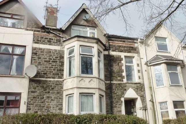 Thumbnail Flat to rent in Stacey Road, Roath, Cardiff