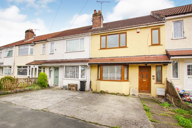 Thumbnail Terraced house for sale in Eighth Avenue, Bristol