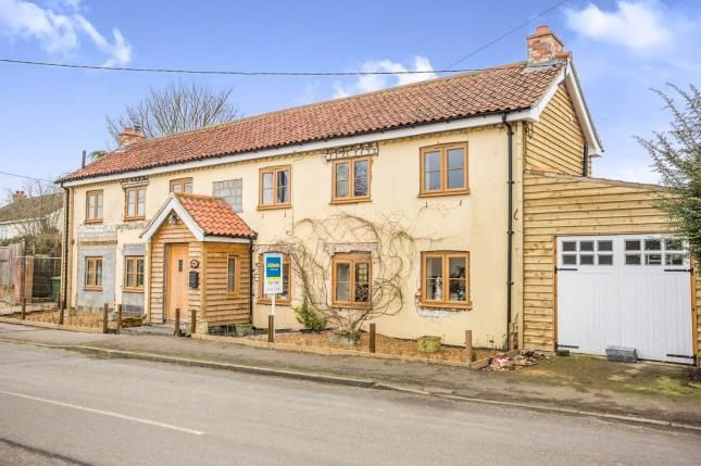 Thumbnail Detached house for sale in Marham, King's Lynn, Norfolk