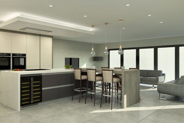 Kitchen Cgi of Nine Mile Ride, Finchampstead, Wokingham, Berkshire RG40