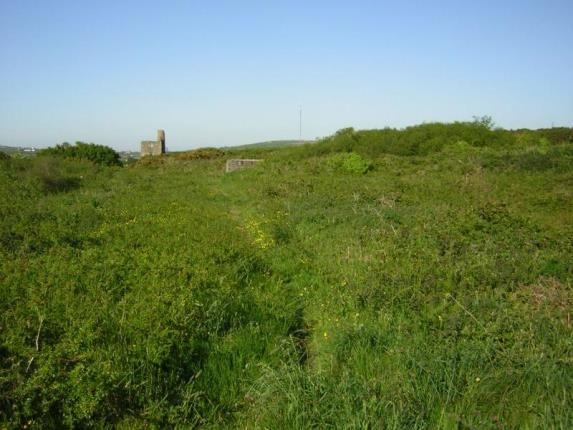 Thumbnail Land for sale in Polgine Lane, Troon, Camborne