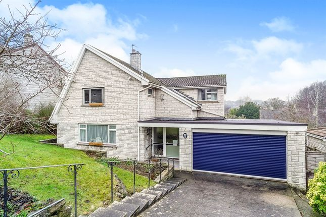 Thumbnail Detached house for sale in Wickham Rise, Frome