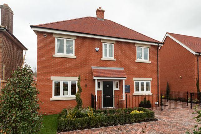 Thumbnail Semi-detached house for sale in The Cam, Chiltern View, Vicarage Road, Pitstone