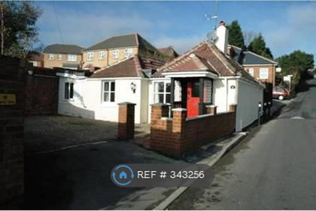 Thumbnail Bungalow to rent in Frederick Road, Hastings