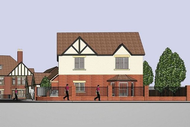 Thumbnail Detached house for sale in Plot 1 Bowring Gardens, Holyhead Road, Wellington, Telford