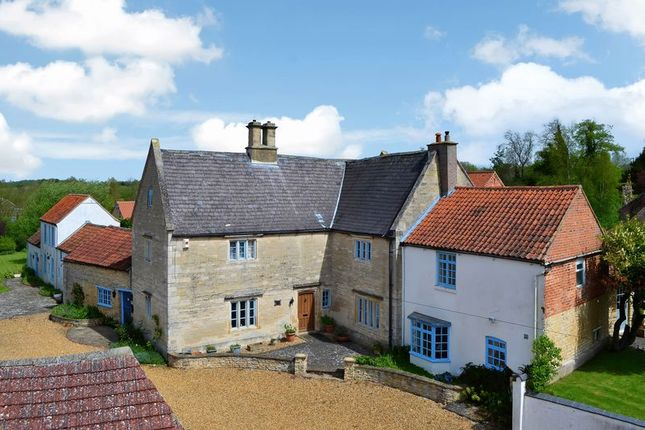 Thumbnail Country house for sale in School Lane, Colsterworth, Grantham