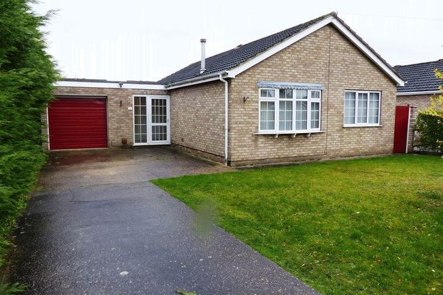 Thumbnail Detached bungalow for sale in Asheridge, Branston, Lincoln