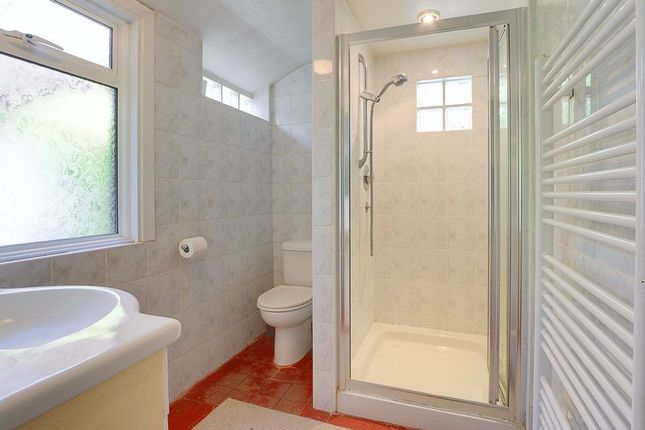 Shower Room of Sussex Road, South Croydon CR2