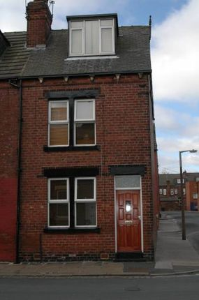 Thumbnail End terrace house to rent in Dawlish Avenue, Leeds